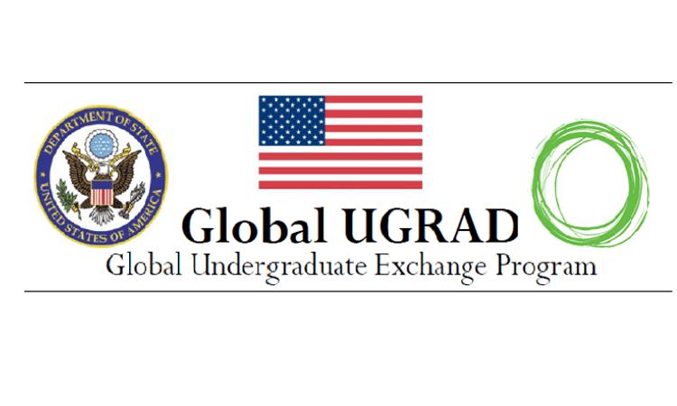 برنامج Global UGRAD لدراسة فصل دراسي في الولايات المتحدة 2021 (ممول بالكامل)