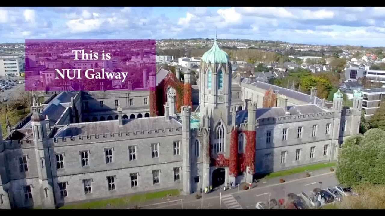 منحة جامعة ايرلندا الوطنية غالواي لدراسة البكالوريوس في ايرلندا 2022