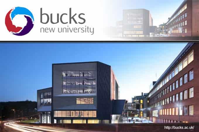 منحة جامعة Bucks New لدراسة البكالوريوس في المملكة المتحدة 2021