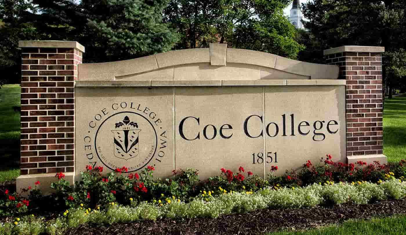 منحة Coe College لدراسة البكالوريوس في الولايات المتحدة الأمريكية 2021