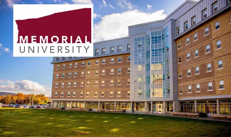منحة جامعة ميموريال في نيوفاوندلاند لدراسة البكالوريوس في كندا 2021