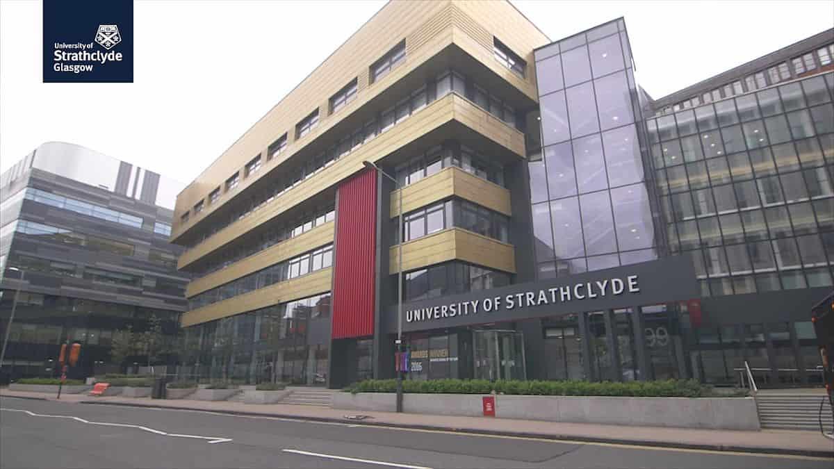 منحة جامعة ستراثكلايد لدراسة ماجستير العلوم المملكة المتحدة 2021