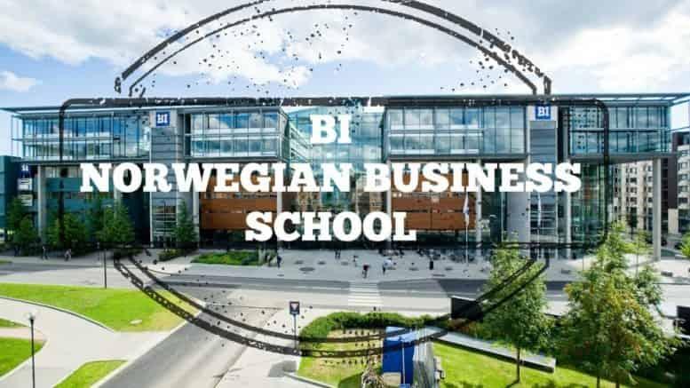 منحة دراسية في النرويج لدراسة بكالوريوس إدارة الأعمال 2021