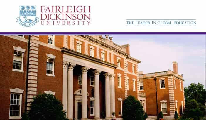 منح جامعة فيرلي ديكنسون لدراسة البكالوريوس في الولايات المتحدة الأمريكية 2021