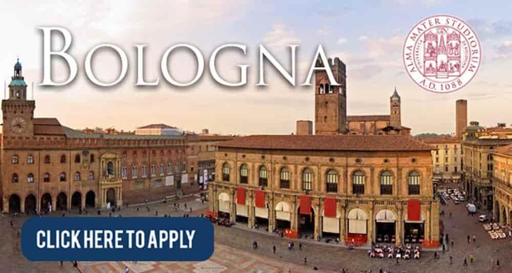 منح جامعة بولونيا لدراسة البكالوريوس والماجستير في إيطاليا 2021