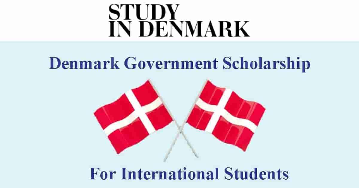 منحة حكومة الدنمارك لدراسة البكالوريوس والماجستير والدكتوراه 2022 | ممولة