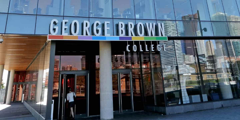 منحة كلية جورج براون الدولية لدراسة الماجستير في كندا 2021