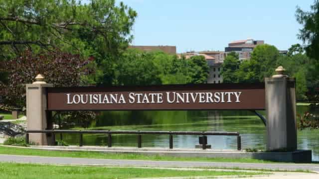 منحة جامعة ولاية لويزيانا للطلاب الدوليين في الولايات المتحدة الأمريكية