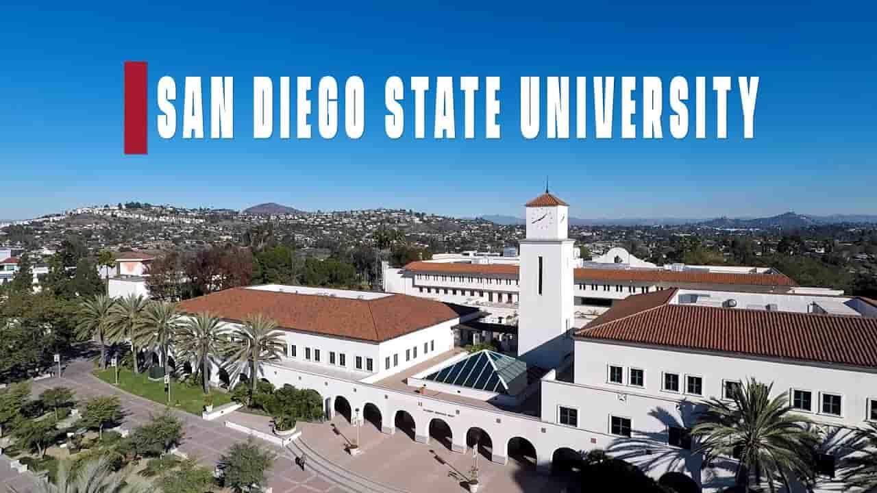 منحة جامعة ولاية سان دييغو لدراسة البكالوريوس في أمريكا 2021