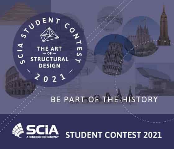 قدم الأن في مسابقة SCIA Student 2021 واحصل على فرصة لربح جائزة بقيمة 750 يورو