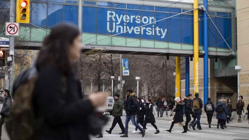 منحة جامعة رايرسون للحصول على الدكتوراه في تخصص الهندسة في كندا 2021 (ممولة جزئياً)