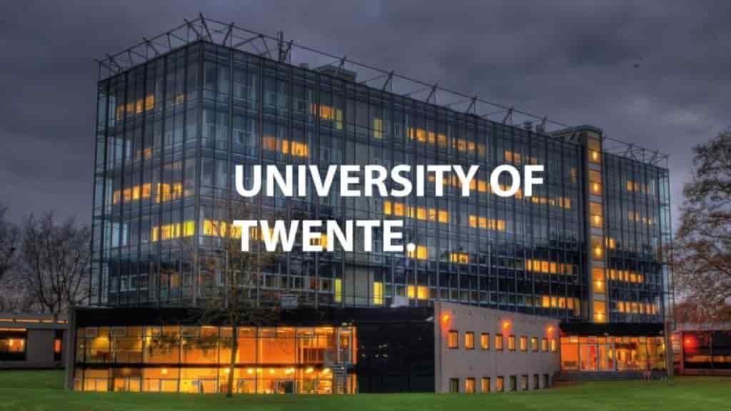 منحة جامعة Twente لدراسة الماجستير في هولندا 2021