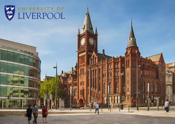 المنح الدراسة في جامعة ليفربول لدراسة البكالوريوس في المملكة المتحدة 2021
