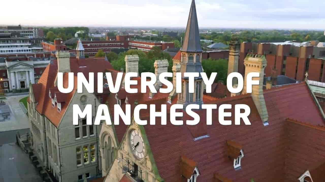 المنح الدراسة في جامعة مانشستر لدراسة البكالوريوس في المملكة المتحدة 2021