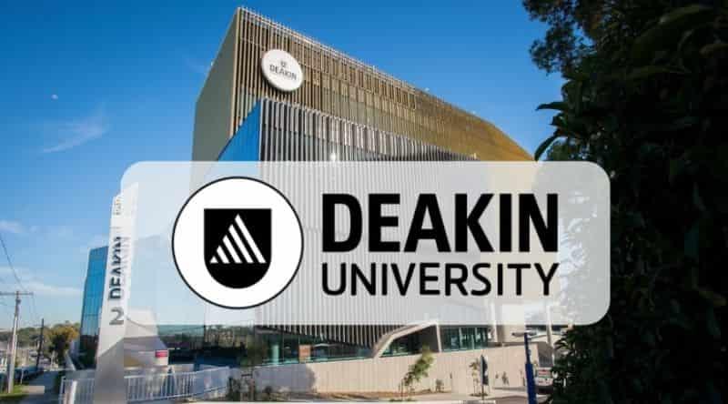 منحة جامعة ديكين لدراسة البكالوريوس والماجستير في أستراليا 2021 (ممولة جزئياً)