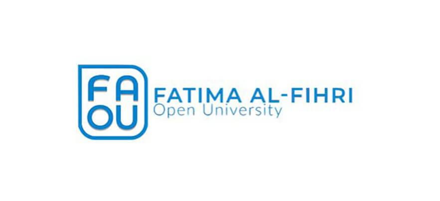 فرصة التقديم في التدريب الصيفي عبر الانترنت مقدمة من جامعة فاطمة الفهري المفتوحة FAOU 2021