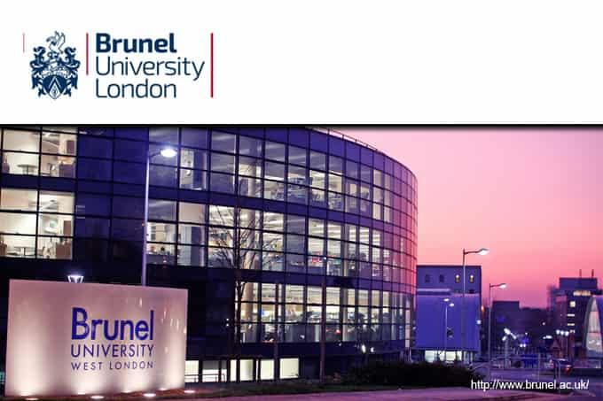 منح جامعة برونيل لندن للحصول على الدكتوراه في المملكة المتحدة 2021 (ممولة بالكامل)