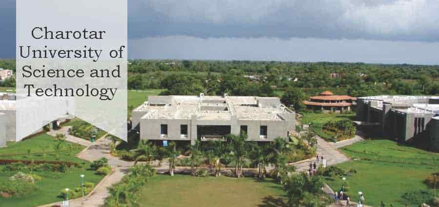 منحة جامعة شاروتار للعلوم والتكنولوجيا لدراسة البكالوريوس في الهند 2021