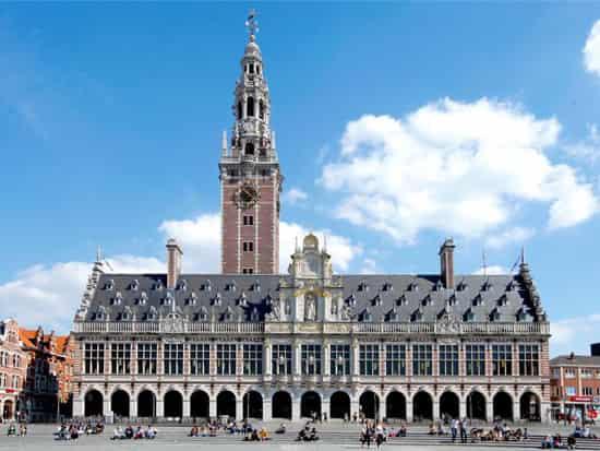 فرصة التقديم في برنامج تبادل ثقافي ممول بالكامل للباحثين مقدم من جامعة KU Leuven في بلجيكا 2021