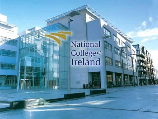 منحة ماجستير في الكلية الوطنية في أيرلندا 2021