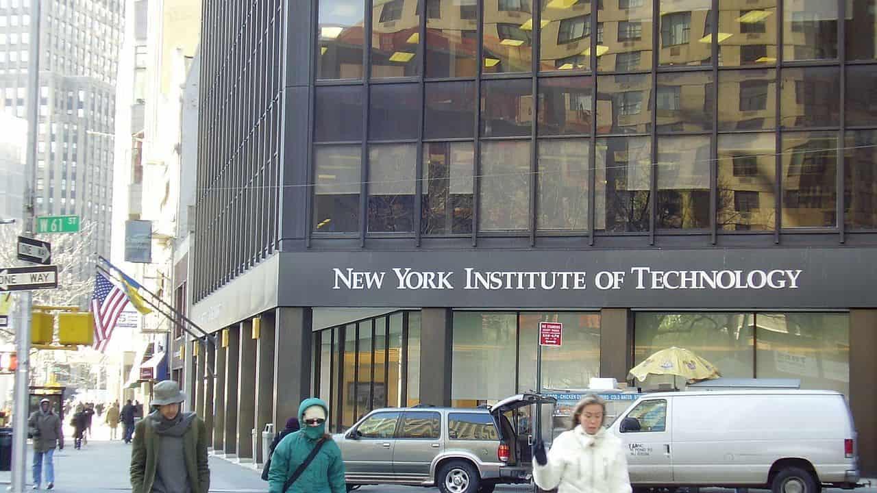 منحة معهد نيويورك للتكنولوجيا لدراسة البكالوريوس والماجستير في الولايات المتحدة الأمريكية 2021