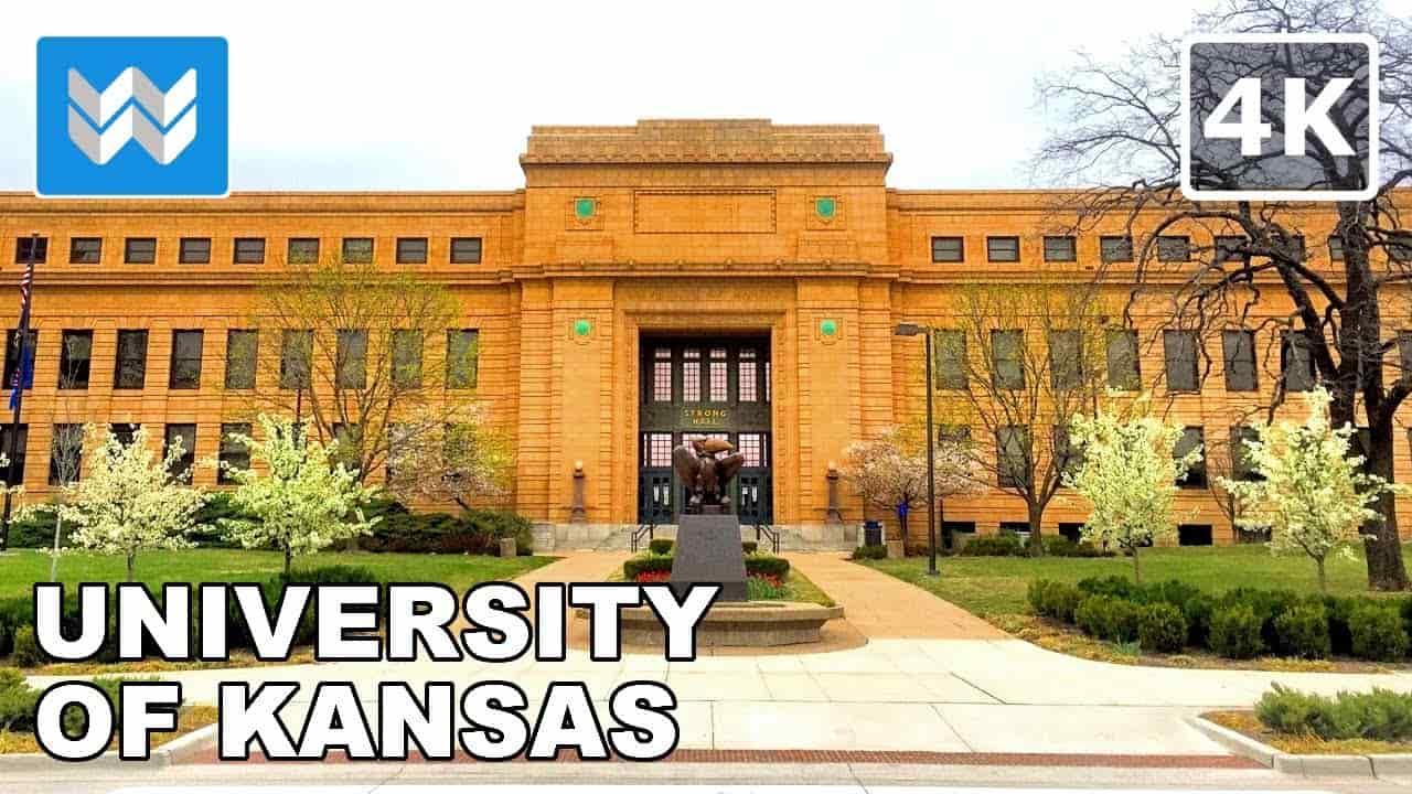 منحة الاستحقاق الدولية في جامعة كانساس لدراسة البكالوريوس بالولايات المتحدة الأمريكية 2021
