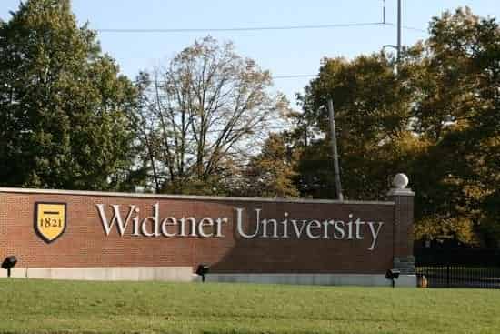 منحة جامعة وايدنر للحصول على البكالوريوس بالولايات المتحدة الأمريكية 2021