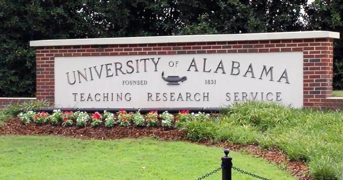 المنح الدراسة في جامعة ألاباما لدراسة البكالوريوس في الولايات المتحدة الأمريكية 2021